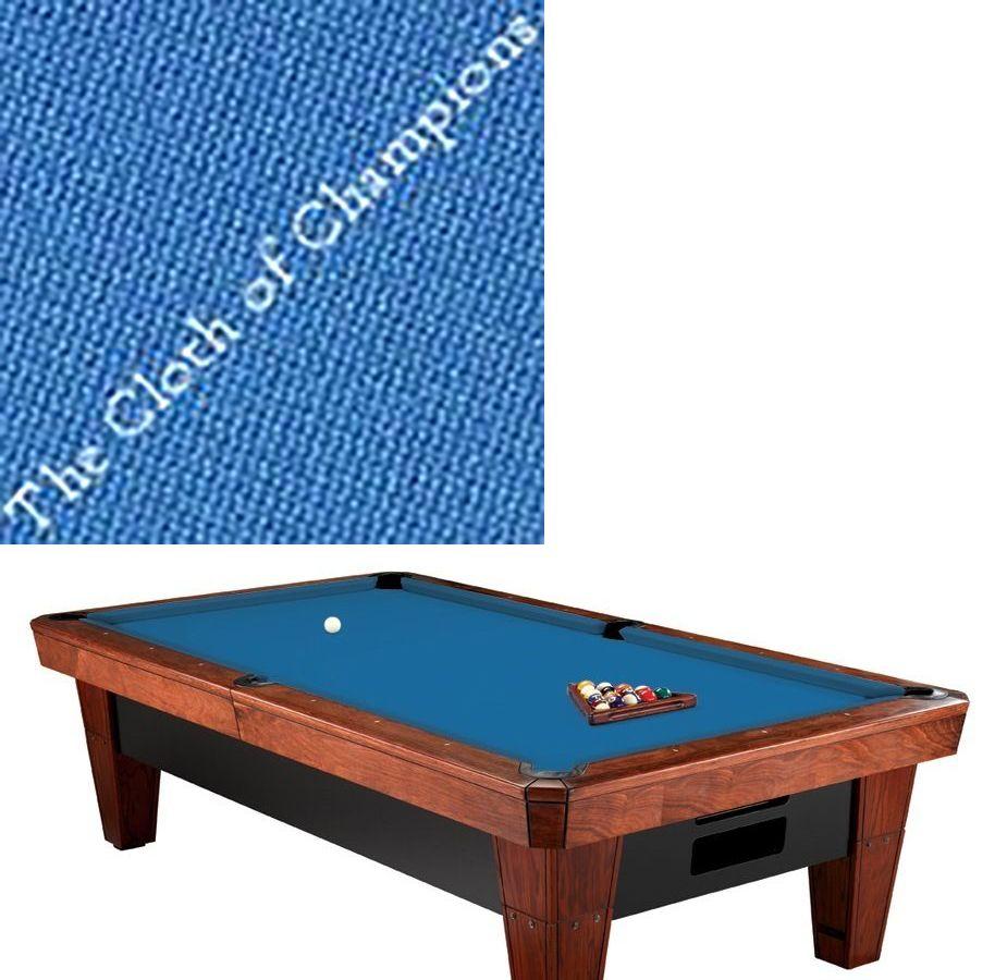 Table Covers Simonis Pool Table Cloth Felt Os - Electric blue pool table
