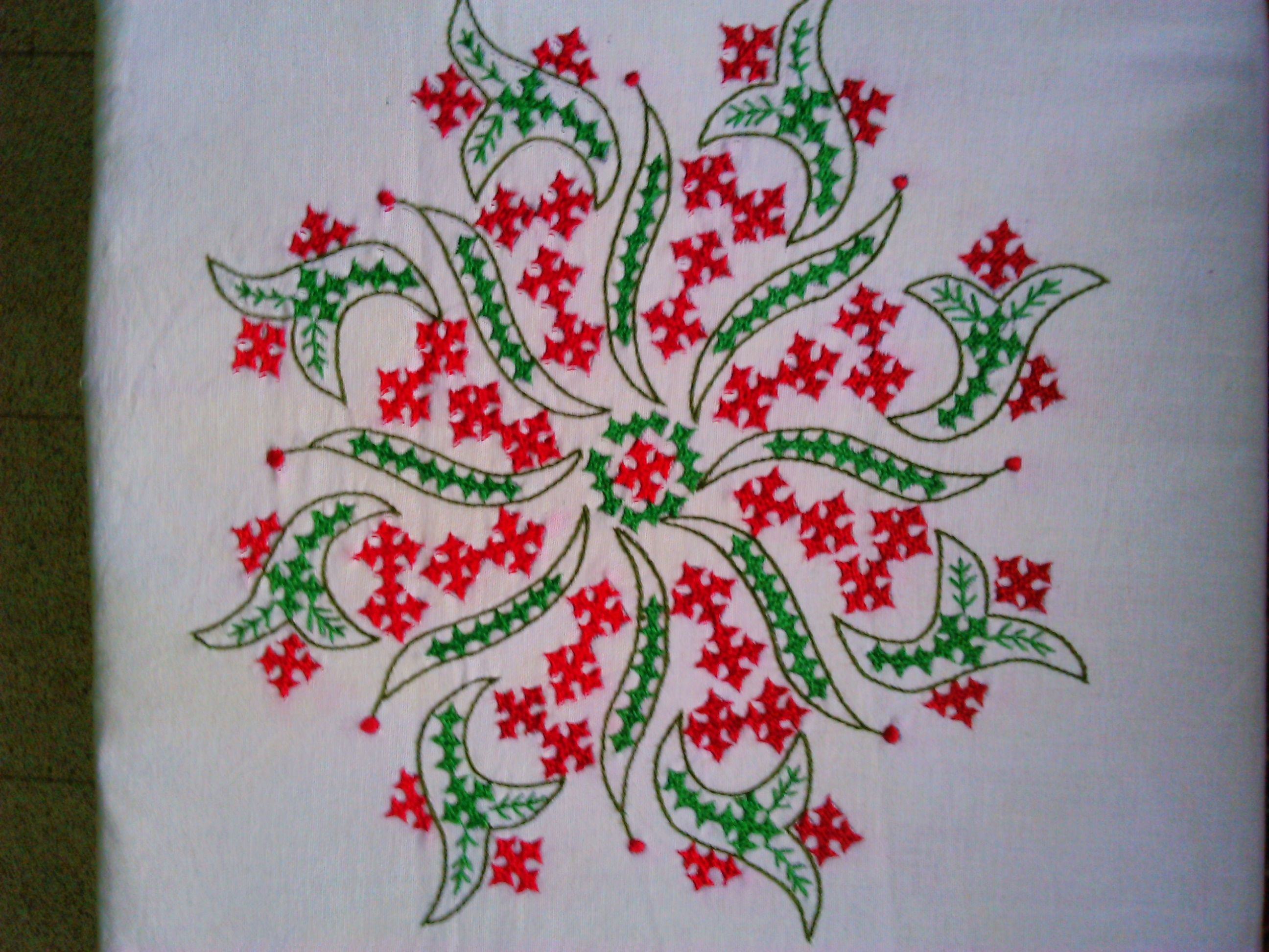 Cushion cover embroidery pattern pinterest