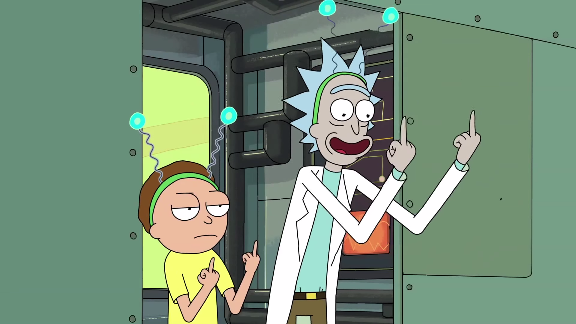 Possible Fest Costume Rick I Morty Rick And Morty Poster Rick And Morty