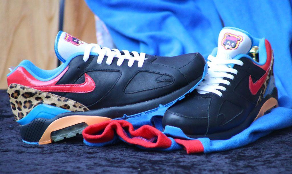 Kanye West Nike Air Max 180 College Dropout | Tenis en 2019