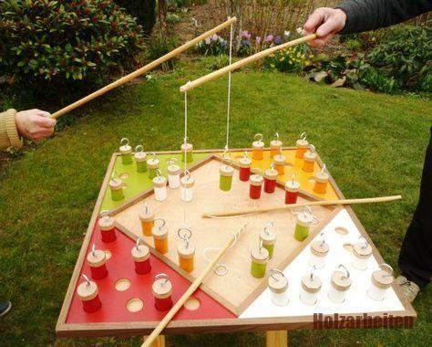 Holzspielzeug Holzspielzeug Spiele Im Garten Spiele Fur Draussen