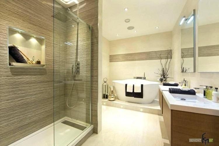 Small Cream Bathroom Ideas | Contemporary Bathroom Designs, Bathroom Interior, Bathrooms Remodel