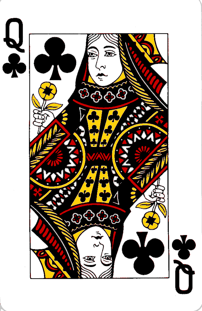 Queen Playing Card | Stupid Question: Which Card In A Deck Of ...