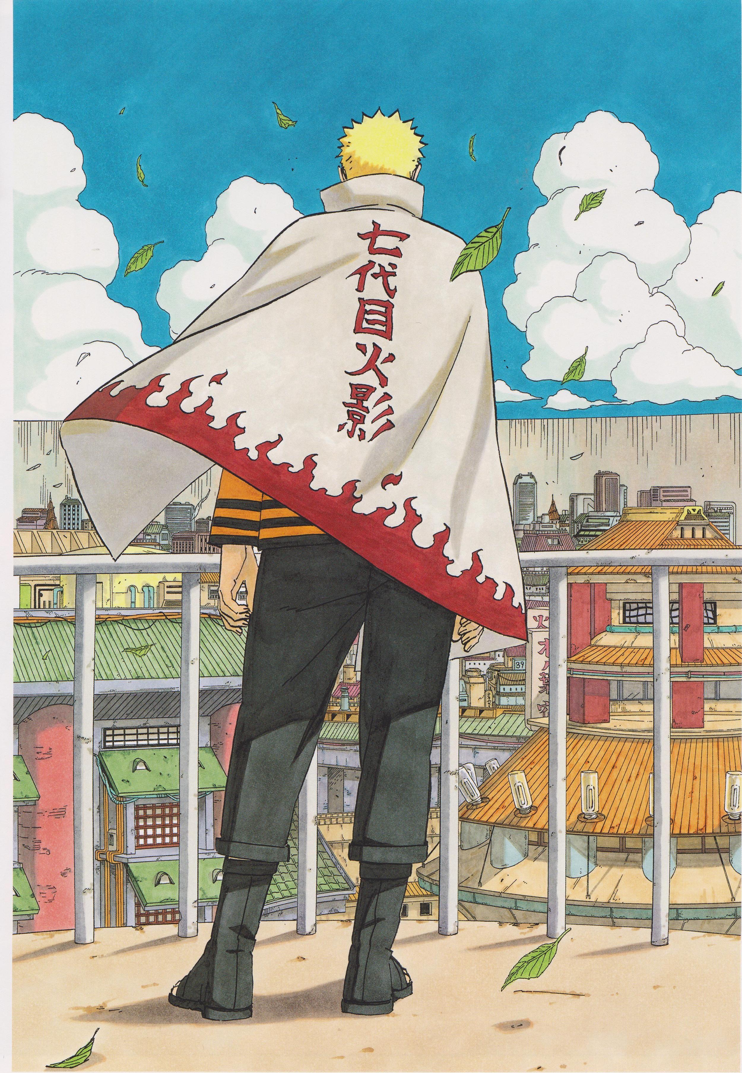 Naruto Artbook Album On Imgur Naruto Gaiden Anime Naruto