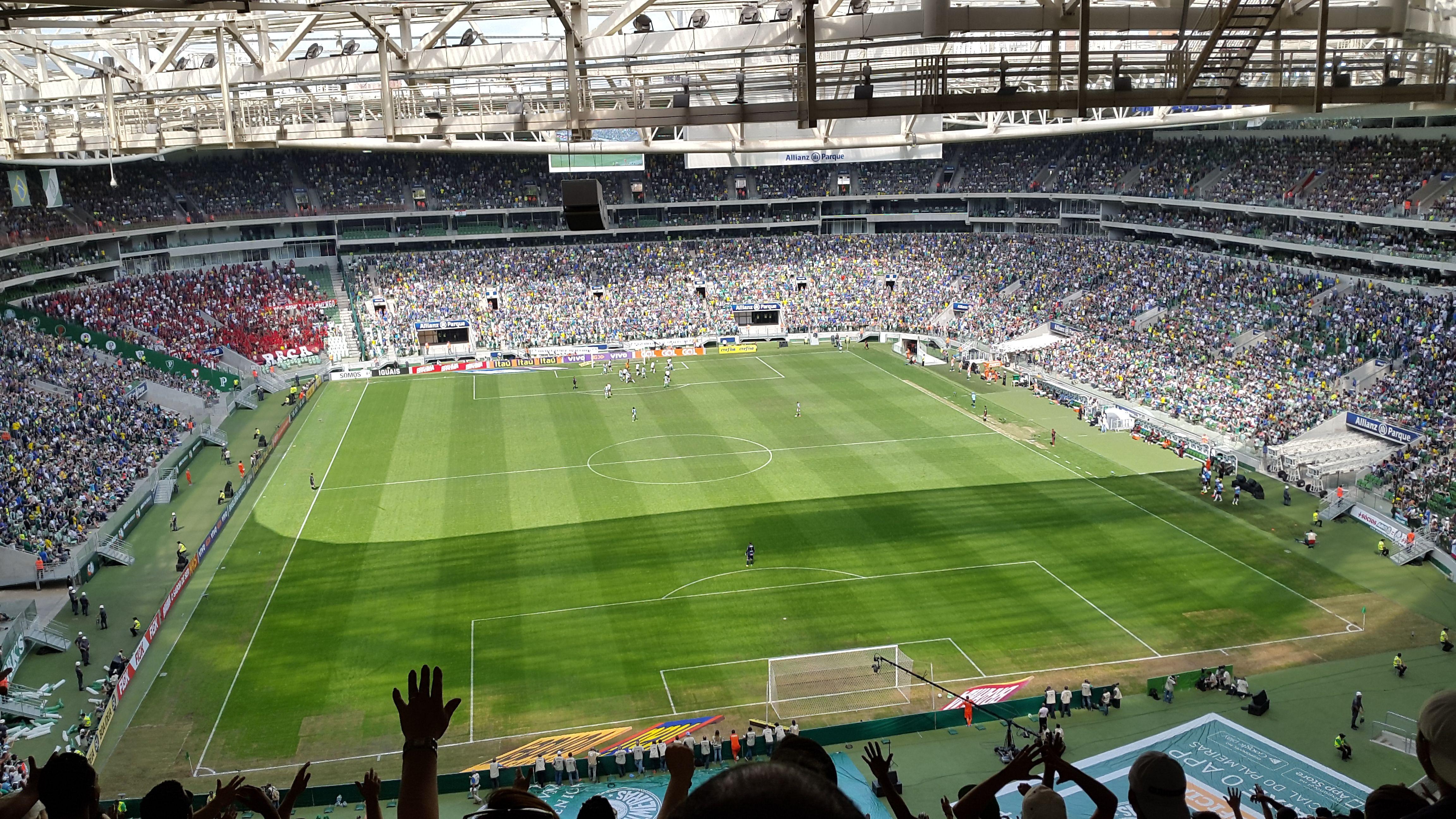 16 August 2015 (1222) / Palmeiras 42 Flamengo Football