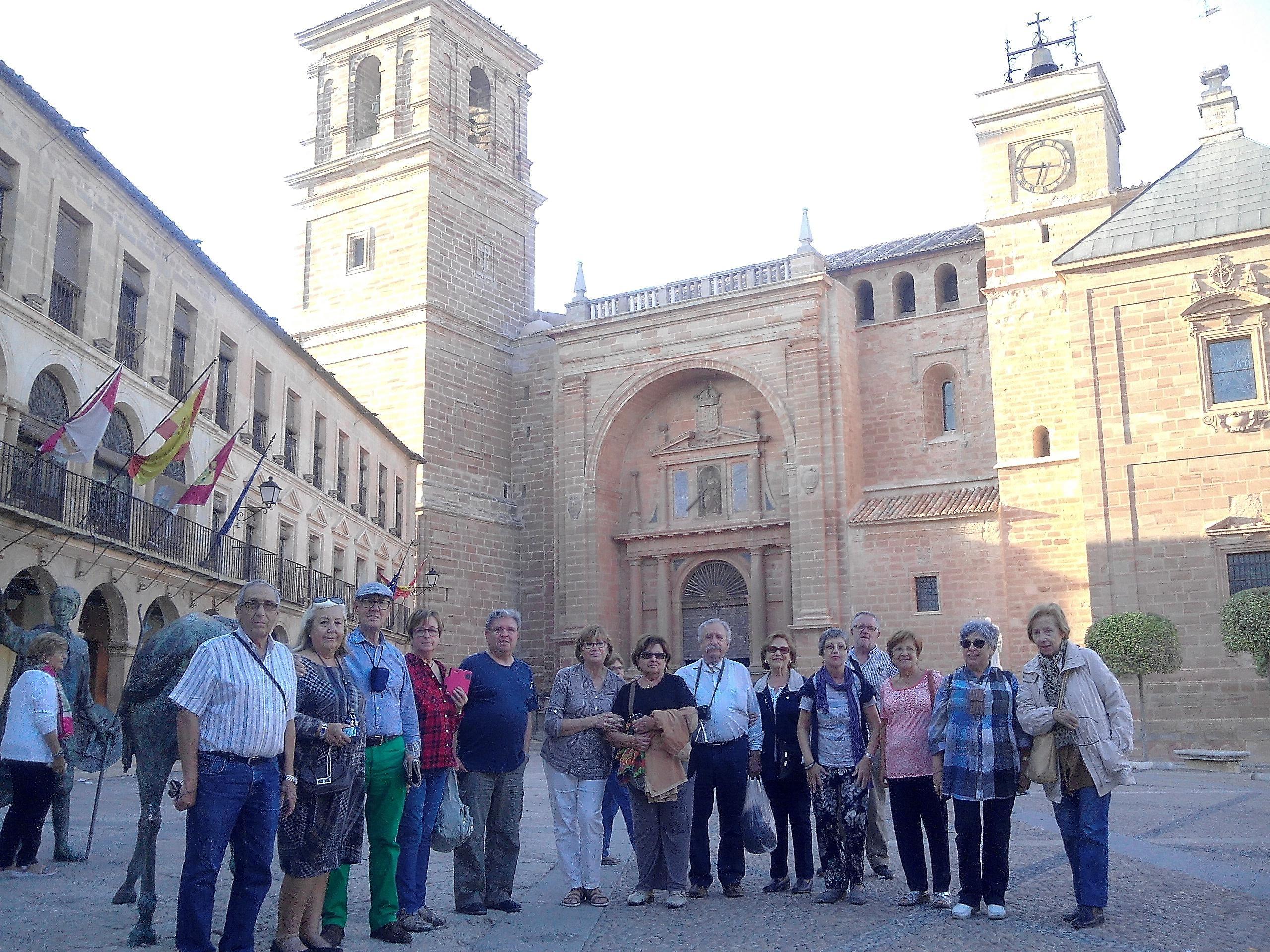 Villanueva De Los Infantes Tiene La Suerte De Conservar Edificios