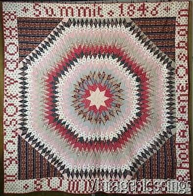 1846-Rhoda-Osborn-Summit NY. Ebay June 2016