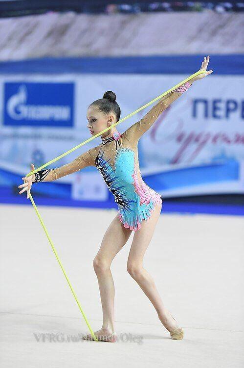 Daria Trubnikova (Russia)