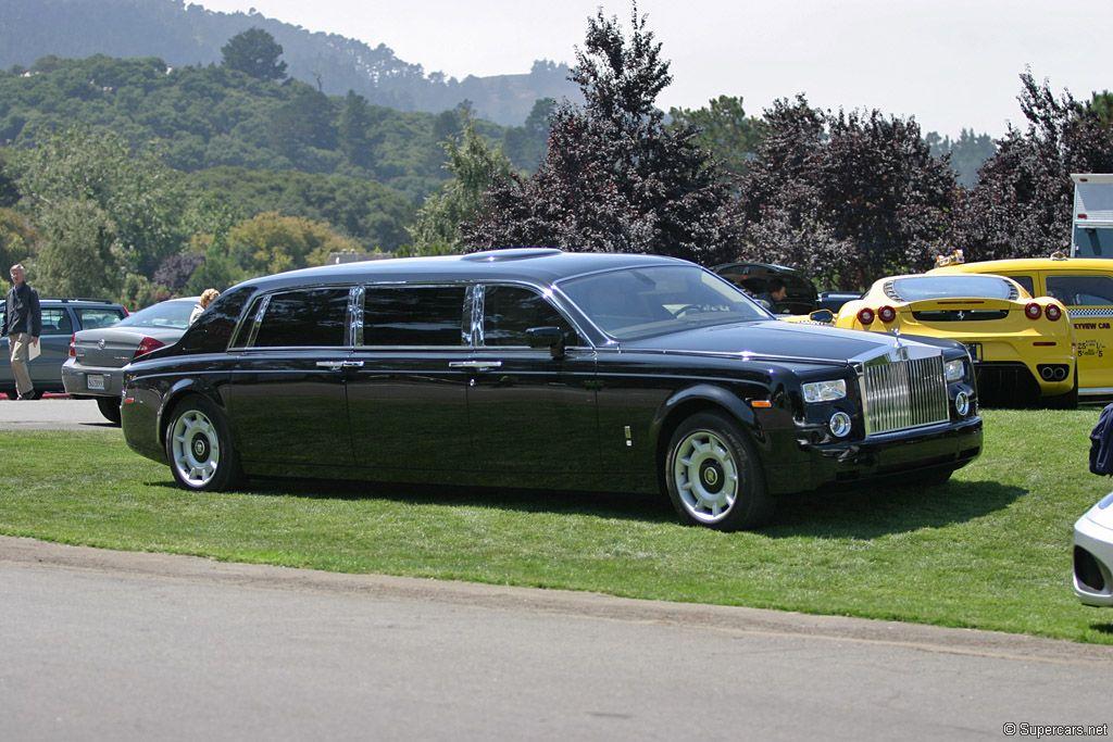 Rolls Royce Limo >> Rolls Royce Phantom Limousine I Love Cars Rolls Royce Cars