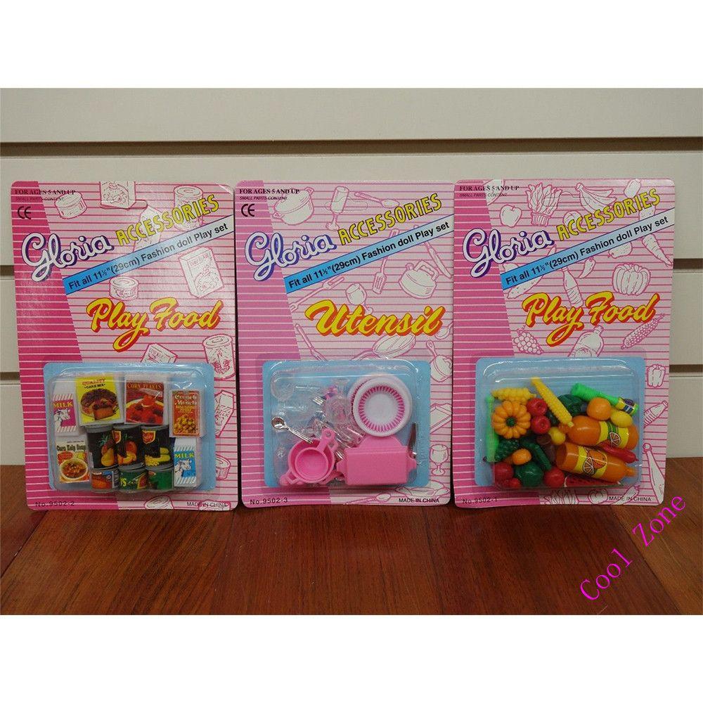 Hecho a mano en miniatura de casa de muñecas accesorios de lona estilo imagen vivero chicas # 2