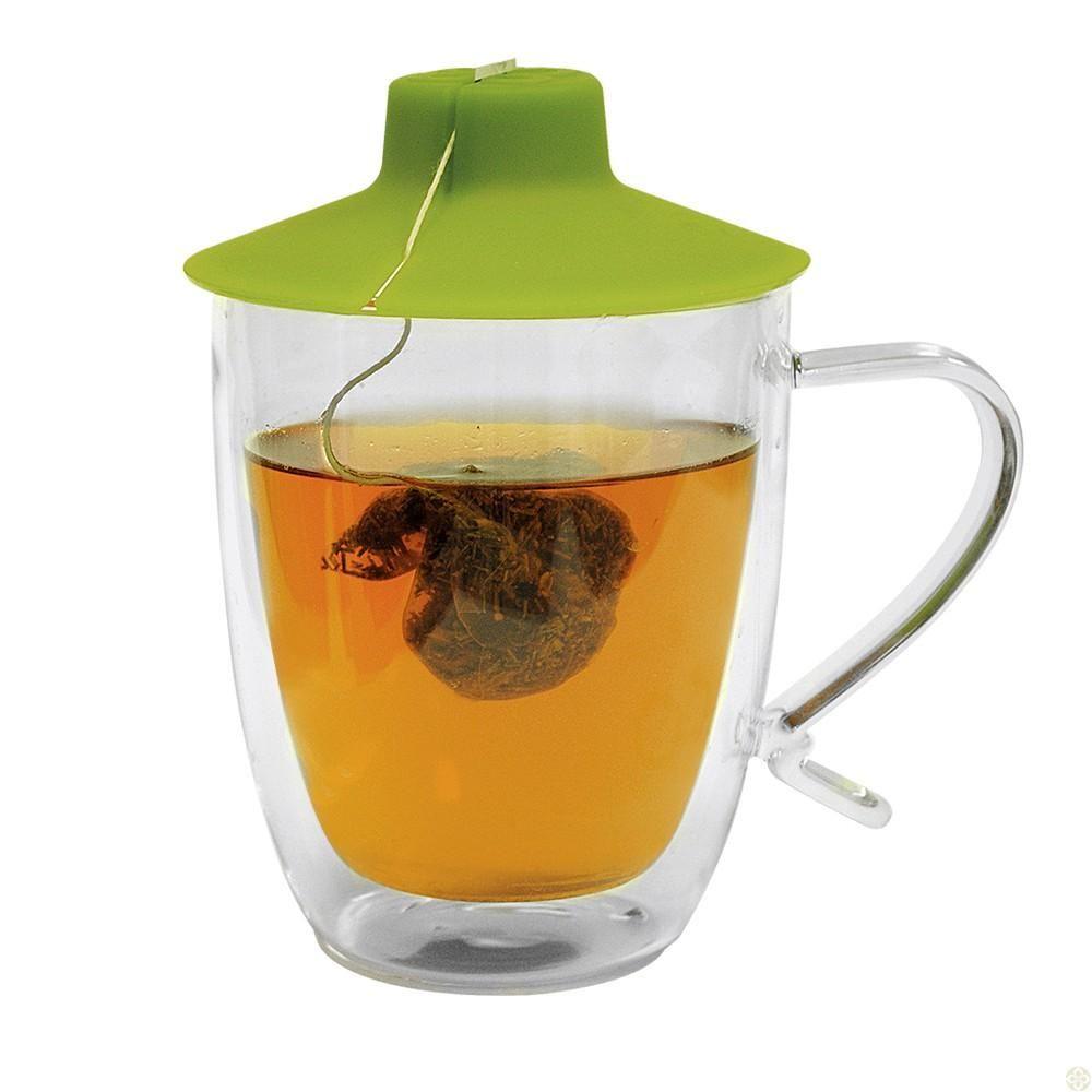 PRIMULA PTA6116 MUG WITH GREEN TEA BAG BUDDY 16 OZ 100