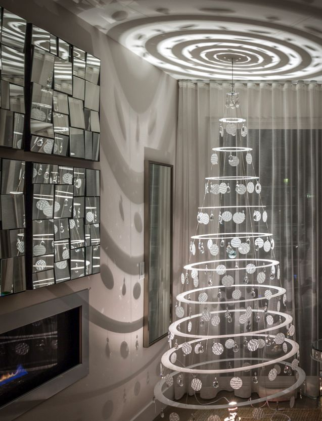 interior design tree - 1000+ images about Unique hristmas tree on Pinterest Space ...