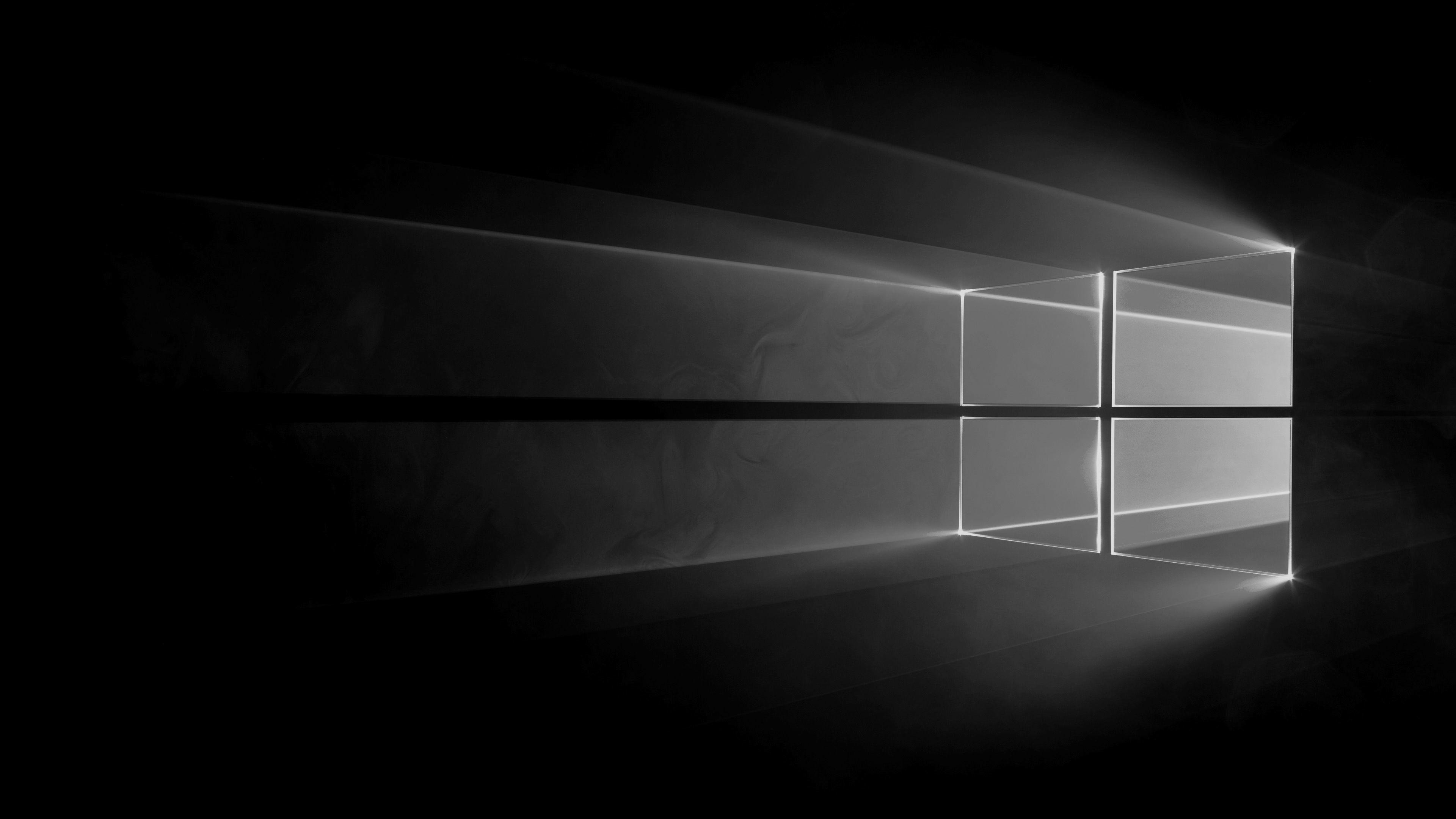 Black Windows Wallpaper 1920x1080