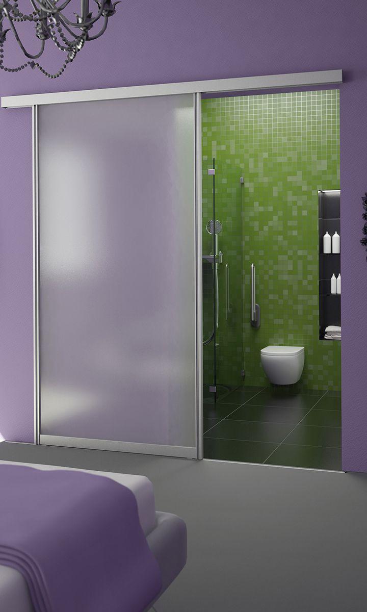 sliding doors to the bathroom | » H o m e • Sweet • H o m e ...