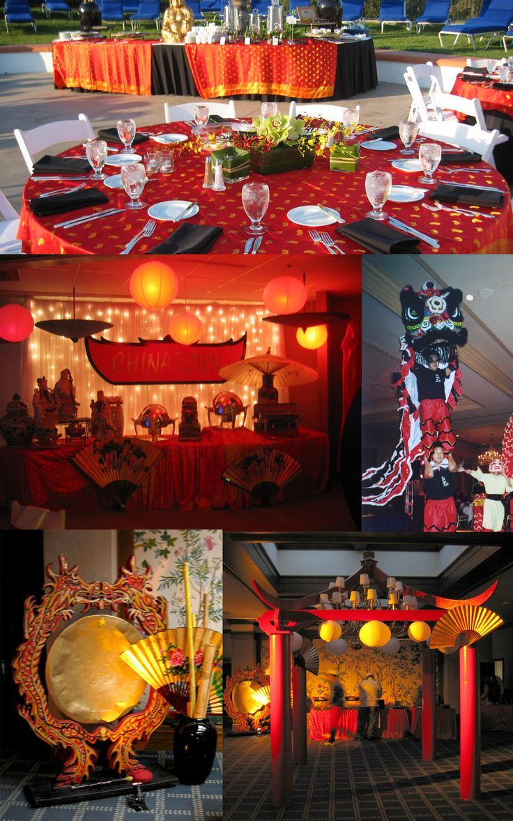 54 Best Images About Chinese Party Theme On Pinterest