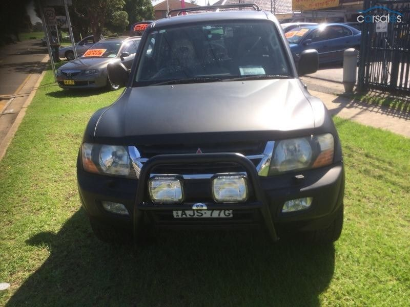 2000 Mitsubishi Pajero NM Exceed Sports Automatic