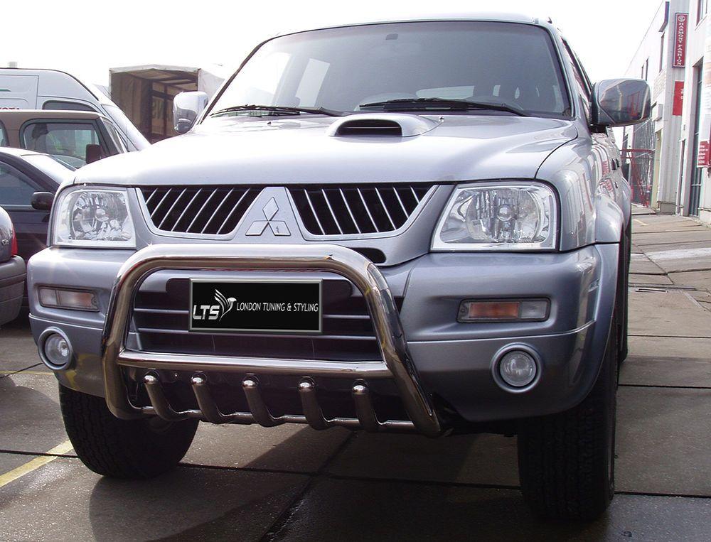 Mitsubishi L200 2006 to 2010 Bonnet