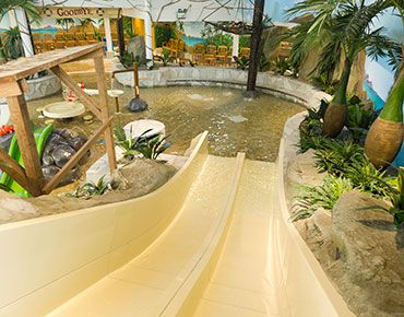 New Family And Toddler Water Playground Venture Cove Therapy Ideas Pinterest Water