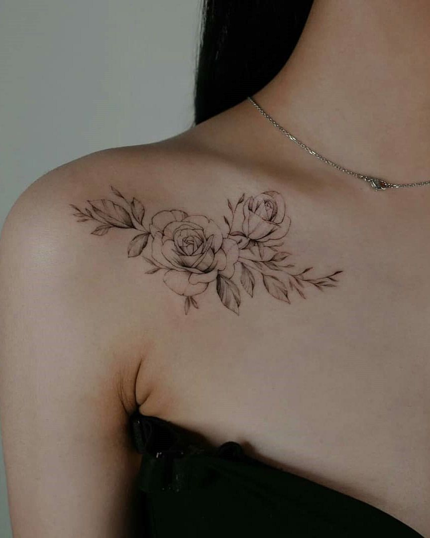 Photo of 70 simple and small flower tattoos that will delight you #flowertatt ……