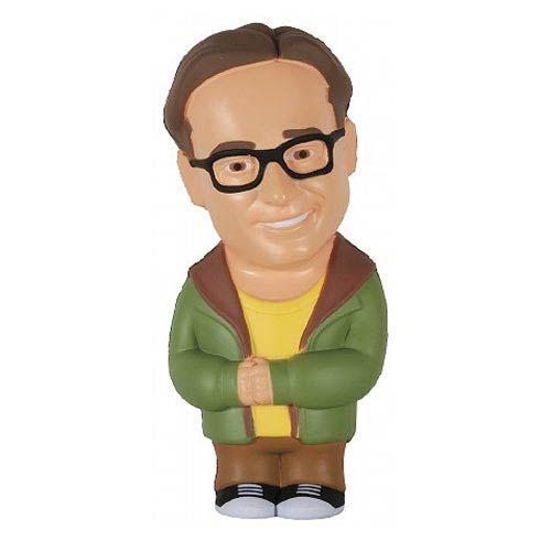 Big Bang Theory Rajesh Koothrappali Stress Toy Antiestres Doll