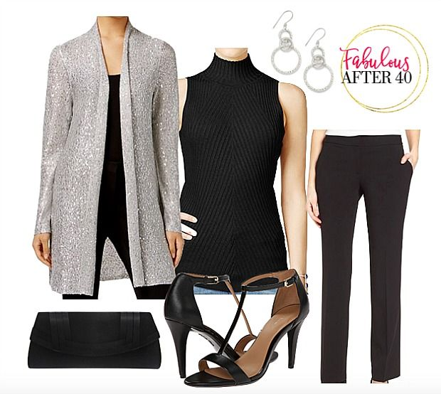 Classy, Casual Holiday Party Outfits , Looks , Attire