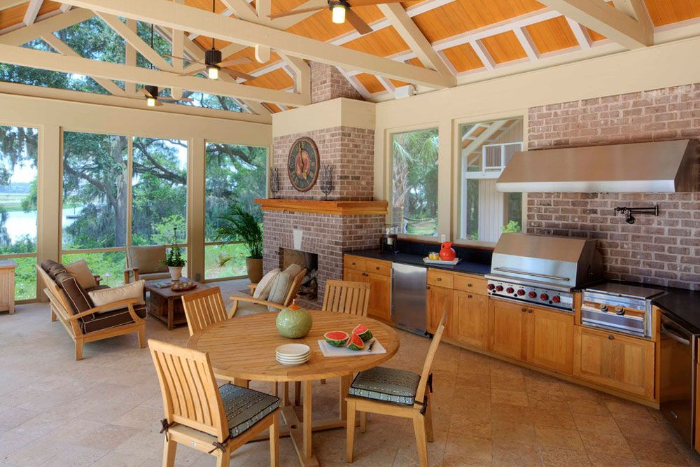 Designing The Best Outdoor Kitchen And Backyard Kitchen  Backyard Entrancing Best Outdoor Kitchen Designs Decorating Inspiration