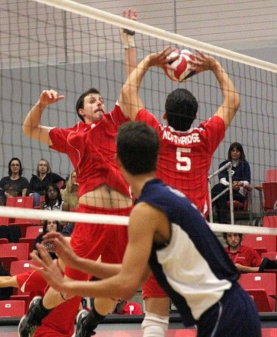 Division 1 Men's Volleyball