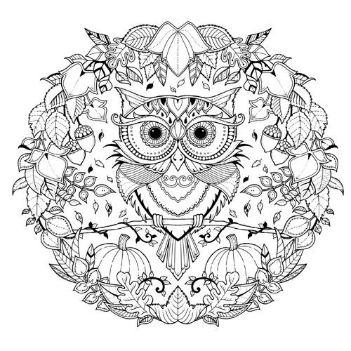 blank halloween coloring pages - photo#21