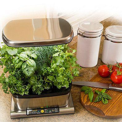 Aerogarden® Harvest Elite Indoor Gardening System Herb 400 x 300