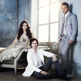 Vampire Diaries. LOVE LOVE LOVE this show!!