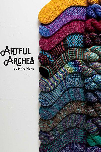 Artful Arches | Patik Çorap | Pinterest