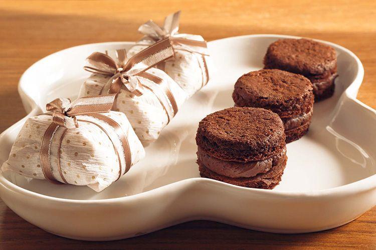 Bem Casado De Chocolate Receitas Harald Chocolates E