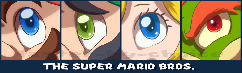 .:The Super Mario Bros.:. by faster-by-choice.deviantart.com on @DeviantArt