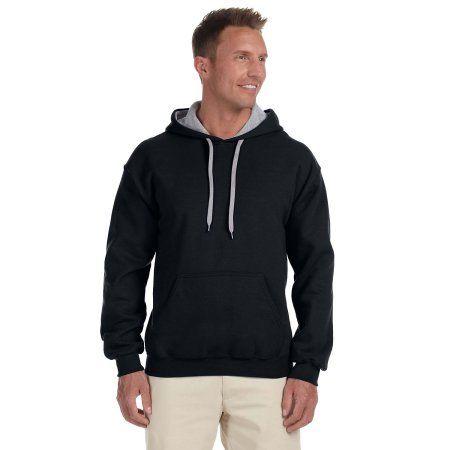 Fruit of The Loom Premium 70//30 Hooded Sweatshirt Men/'s pull over plain hoodie
