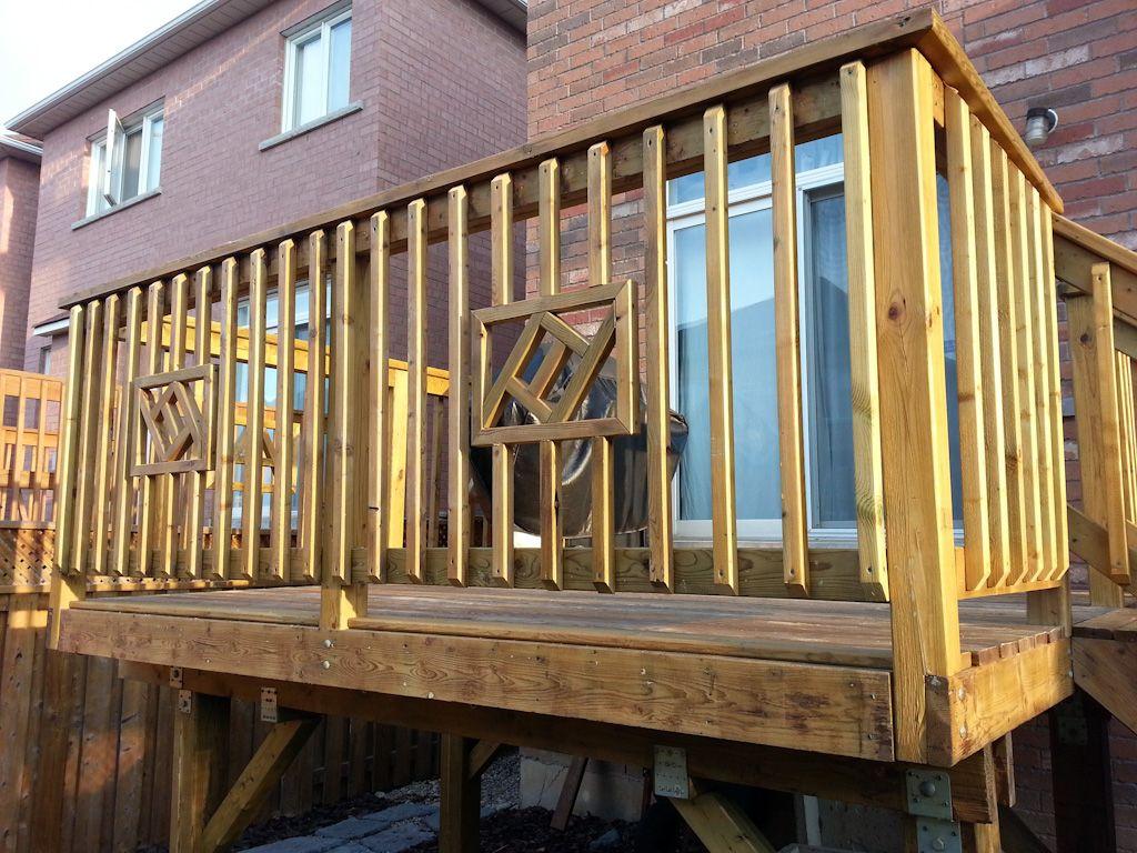 Deck Balusters Ideas | Railing6_0008 | For Al | Pinterest ...