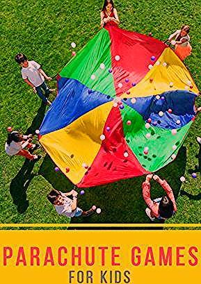 20+ Best Play Parachute Games For Kids For Giant Fun Filled Activities!