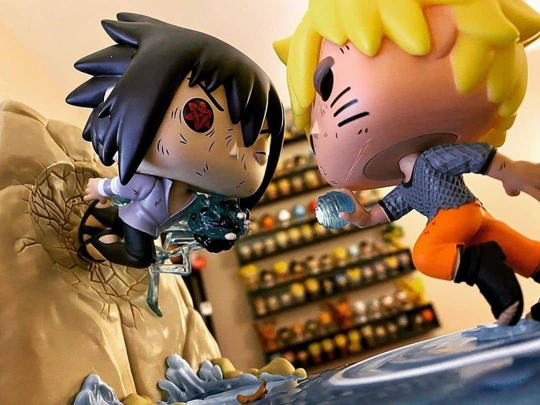 Pin by Antonio Aj Lee on Funko Pops in 2020 Naruto vs