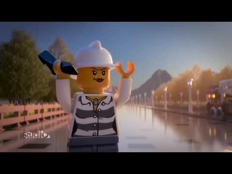 Fire And Police Crossover Lego City Studio Episode 2 Fire And