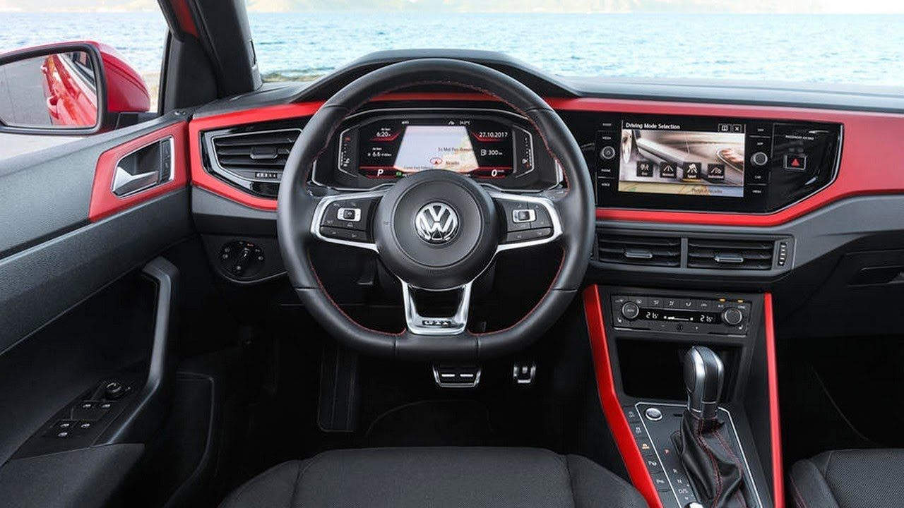 Volkswagen Polo Gti 2018 Interior Exterior With Images