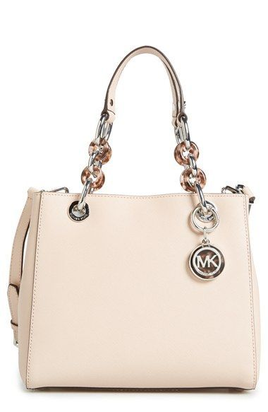 0f0ea3aca1fc MICHAEL Michael Kors 'Small Cynthia' Satchel available at #Nordstrom ...