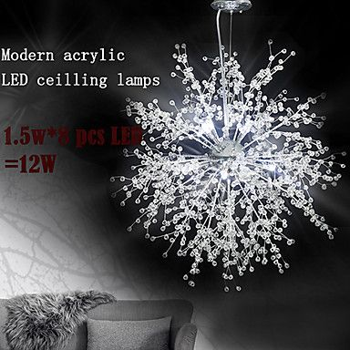 123 41 Gdnansheng Chandeliers Pendant Lights Imitated Crystal