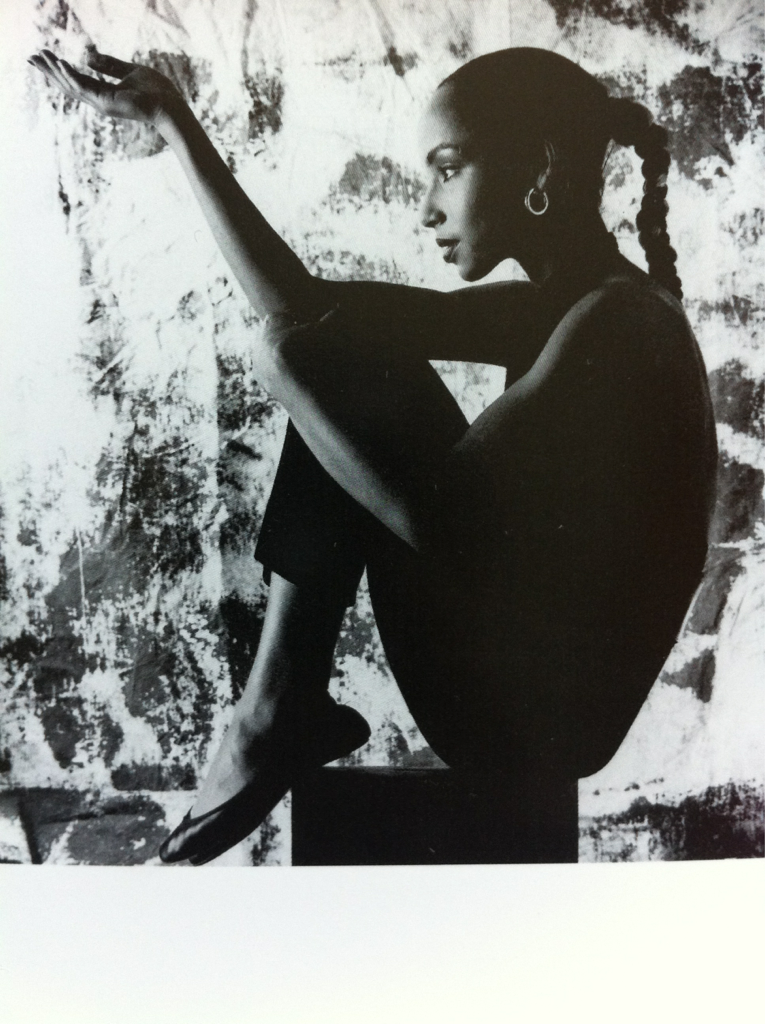 Sade adu, Sade, Vintage black glamour