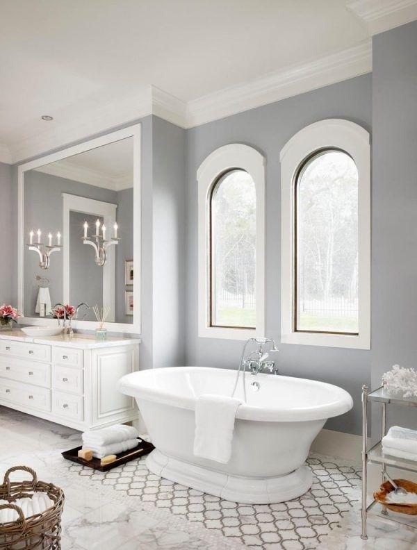 Photo of Interior Paint Color Spotlight: Sherwin Williams Light French Gray – Coastal Farmhouse