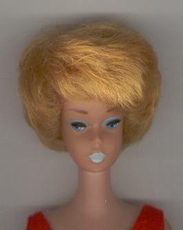 1962 Brassy Blonde BubbleCut