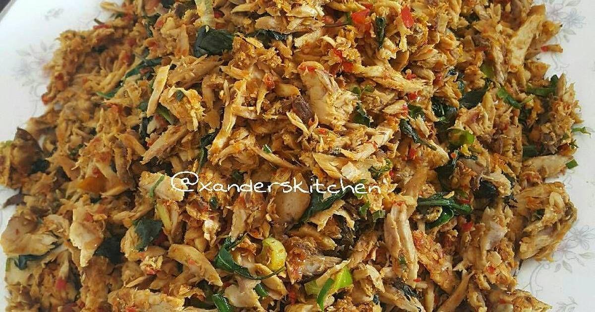 Resep Pampis Tongkol Oleh Xander S Kitchen Resep Resep Resep Masakan Resep Masakan Asia