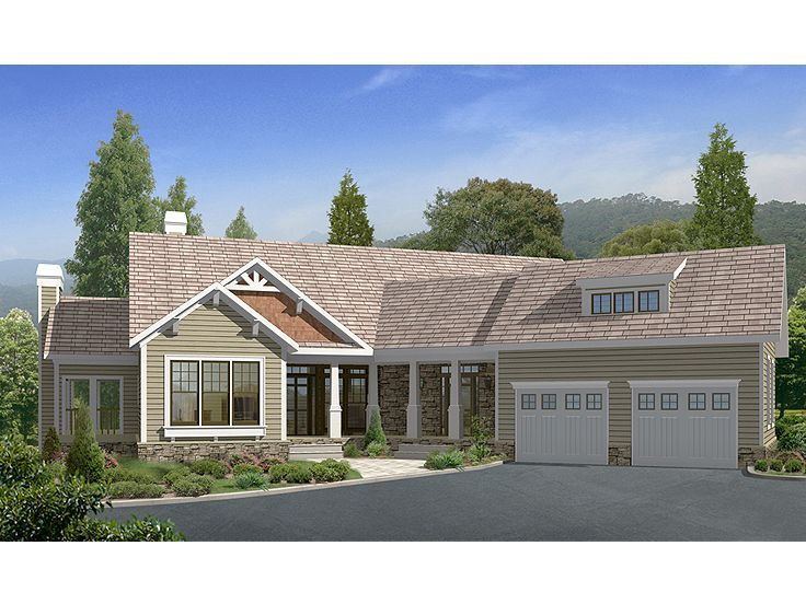 Plan 053h 0023 Find Unique House Plans Home Plans And Floor Plans At Thehouseplanshop Com With Images Craftsman House Plans Mountain House Plans Craftsman House