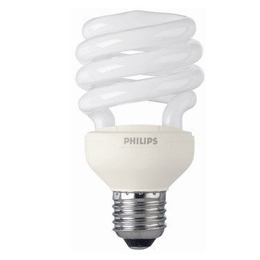 Philips Tornado 20w E27 Cfl T3 Energy Saver Light Bulb Energy Saving Light Bulbs Energy Saver