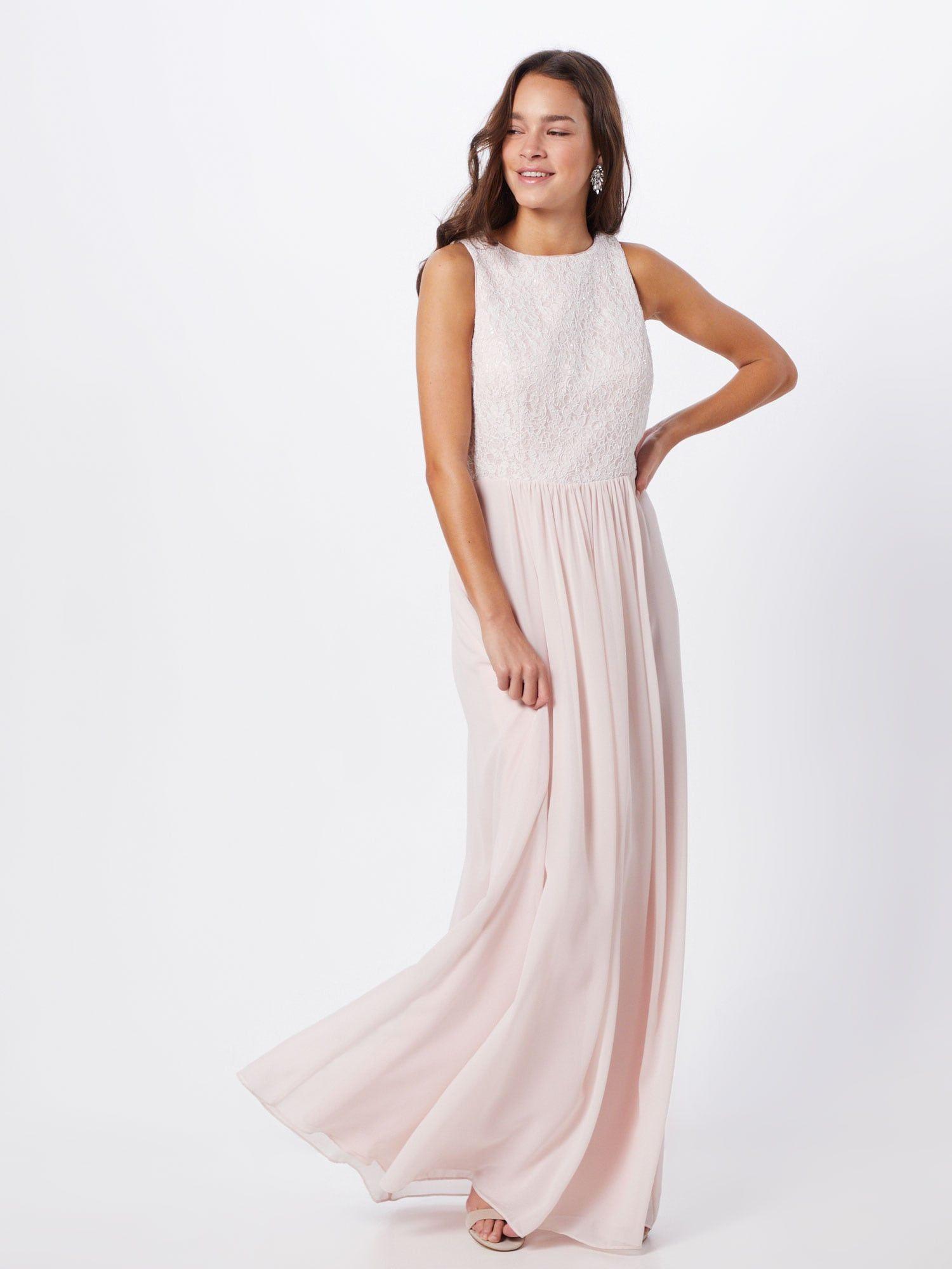 VM Vera Mont Kleid Damen, Rosé, Größe 12 in 12  Kleider