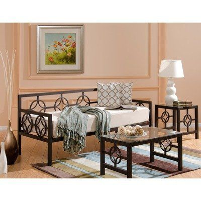 Medallion Coffee Table Finish: Deep Bronze By In Style Furnishings.  $158.99. ME