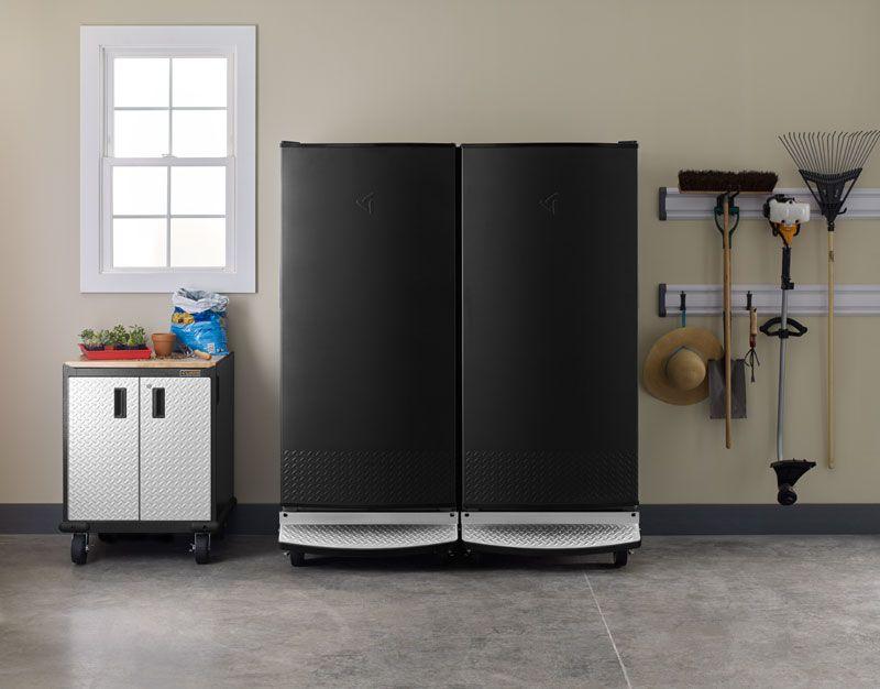 Gladiator Garage Ready Refrigerator Freezer Set Gladiator Garage